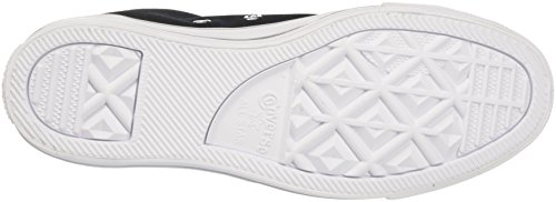 White Converse Black Mixte Baskets Black 001 Adulte Noir Silver Hautes CTAS Silver Hi White qxqna7p4