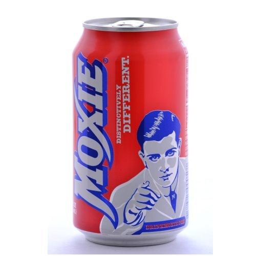 Moxie Soda, 12 Ounce (12 Cans)