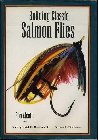 Salmon Fly Flies Tying - Building Classic Salmon Flies