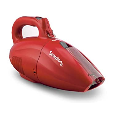 Dirt Devil SD20005RED Scorpion Quick Flip Corded Bagless Handheld Vacuum