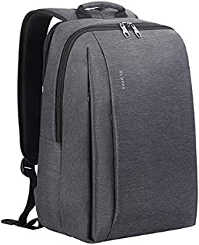 Slotra 17 Inch Water Resistant Travel Business Trip Work Laptop Backpack