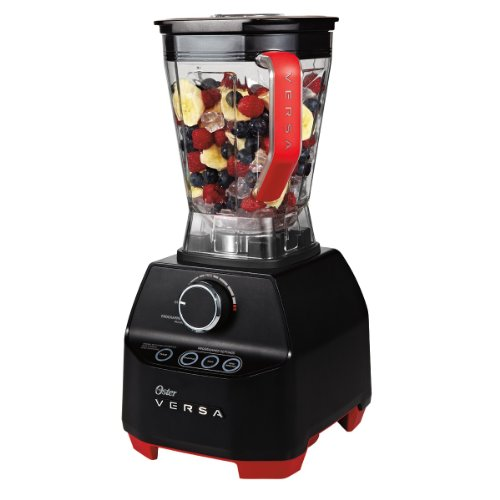 Oster BLSTVB-RV0-000 VERSA Pro Performance Blender with Tamper 1400-watt,