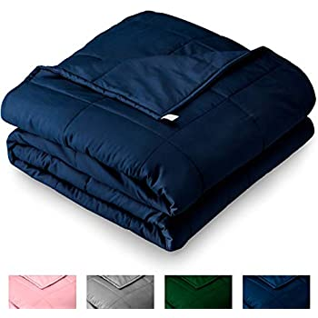Amazon Com Lbro2m Weighted Blanket Cooling For Adults And