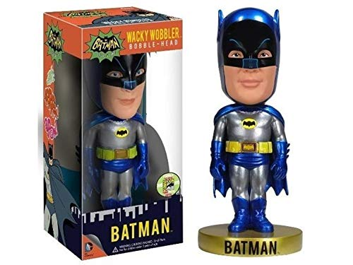 (Batman Funko DC Comics 1966 Metallic SDCC 2013 Exclusive Wacky)
