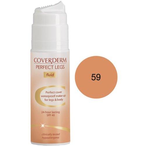 CoverDerm Perfect Legs Fluid Shade 59, 2.6 Ounce by CoverDerm