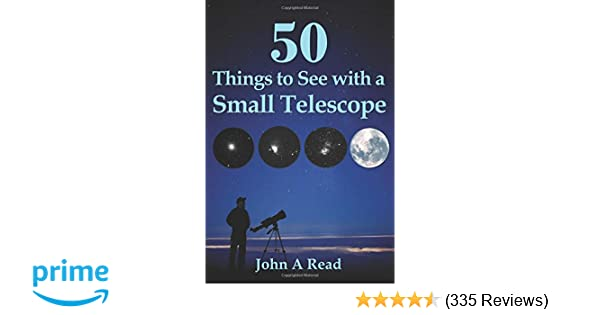 Things to see with a small telescope john a read