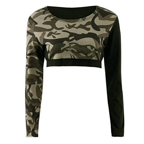 toopoot-women-tracksuit-camouflage-stitching-sweatshirt-sport-wear-blouse-tops-s