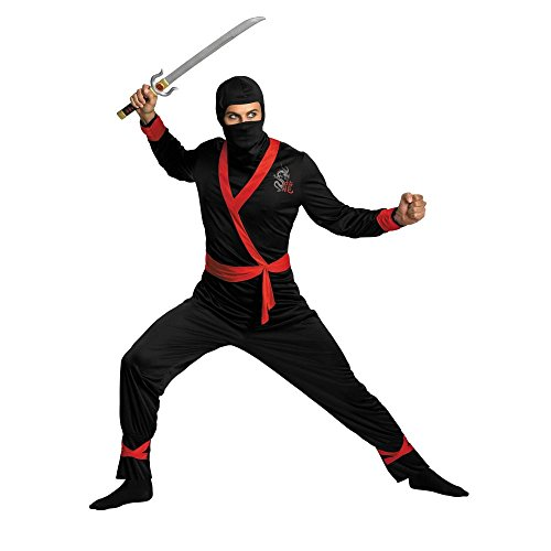 Ninja (Ninja Costumes For Men)