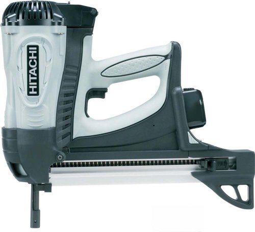 Hitachi NC40G Gas Powered Concrete Nailer, 1-9/16 inch