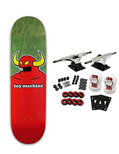 Toy Machine Pro Skateboard Complete Monster XL (Assorted veneers) 8.5