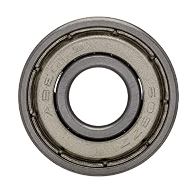 5th Element ABEC-9 Chrome Steel Skate Bearings 2020-8-Pack/ABEC-9 : Sports & Outdoors