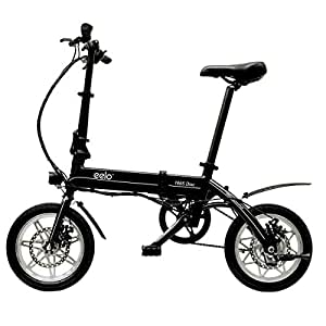 eelo 1885 Disc Bicicleta eléctrica Plegable, portátil y fácil de Arreglar …