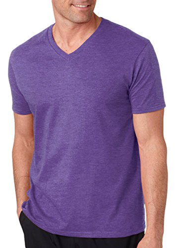 Gildan Men's Softstyle V-Neck T-Shirt