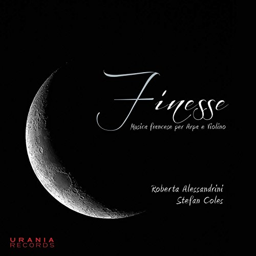 Finesse: French Music for Harp and Violin (Arr. for Harp and Violin)