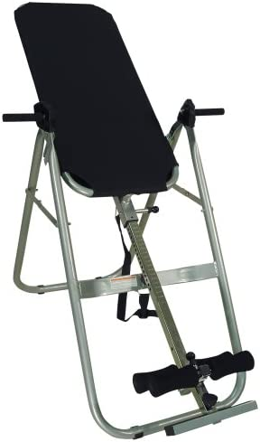 Sportek Inversion Table / No one understands what it is like to suffer from chronic back pain!