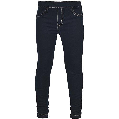 Favourite añil Skinny Elasticated Polycotton Trespass Girls Jeans p1O0qwC8C