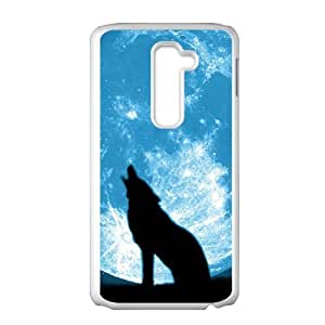 Moon and Blitzwolfer Phone Case for LG G2