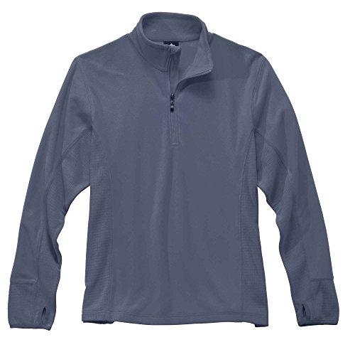 Quarter Zip Microfleece Pullover - 5
