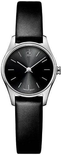 Jacob Time K4D231C1 Calvin Klein Ck Classic Leather Ladies Watch