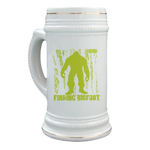 Finding Bigfoot Forest Stein