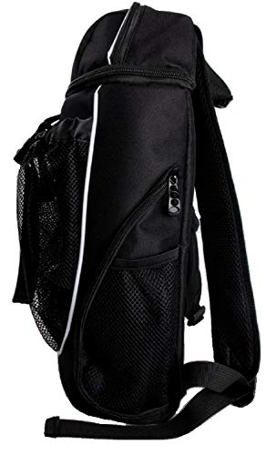 Hard Work Sports Basketball Backpack with Ball Compartment by Hard Work Sports (Image #3)