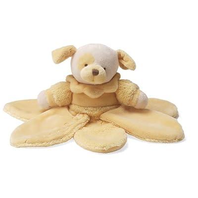 "Gund Lemon Petal Blanket 9"" Plush: Toys & Games"