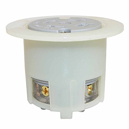 Superior Electric YGF044F Twist Lock Receptacle