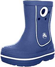 Crocs Unisex-Child Crocband Jaunt Kids Rain Boot