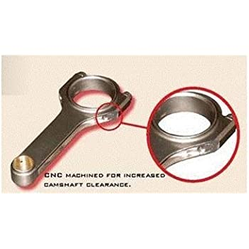 """Eagle SIR5700BB-1 SIR I-Beam Connecting Rod 5.7/"""" Long for Small Block Chevy"""