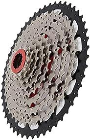 9 Speed Cassette, 11-50T Card Type Cassette Sprocket Mountain Bicycle 9 Speed Cassette Flywheel