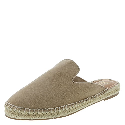 - Brash Tan Fabric Women's Beth Espadrille Mule 5.5 Regular