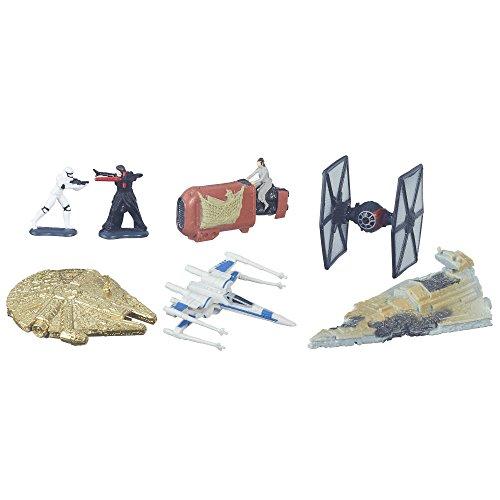 (Star Wars: The Force Awakens Micro Machines Deluxe Vehicle Pack Battle for Jakku)