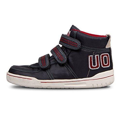 Boys And Girls High Top Sneakers Velcro Strap Winter Warm Athletic Sneaker (Little Kid/Big Kid/) by Zarbrina Kids (Image #2)