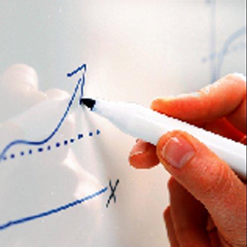 grau Dahle 96005 B/ürotechnik Konferenz Flip-Chart 68 x 99 cm