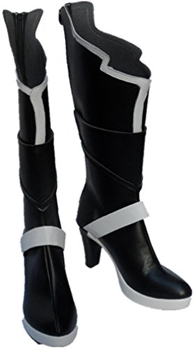 VOCALOID 2 Black Rock Shooter Miku cosplay costume Boots ...