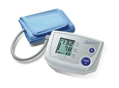 Lifesource UA767 Blood Pressure Monitor