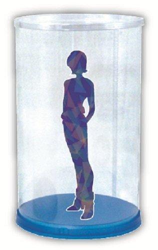 モデルカバー ラウンド20 ブルークリア 「プレミアムパーツコレクション」 PPC-Kn15BL