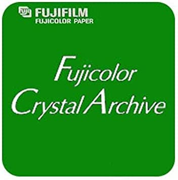 Glossy Surface. Fujifilm Fujicolor Crystal Archive Super Type II Color Enlarging Paper 16x20-50 Sheets