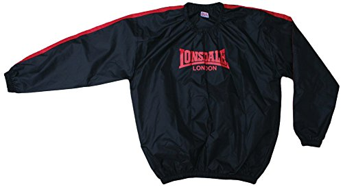 LONSDALE Lightweight Sweatsuit, Black, L by Lonsdale