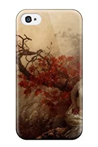 4/4s Scratch-proof Protection Case Cover For Iphone/ Hot Female Phone Case