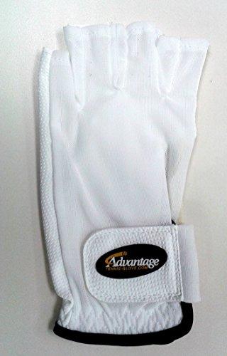 Advantage Tennis Glove Half Finger Left Mens - ()