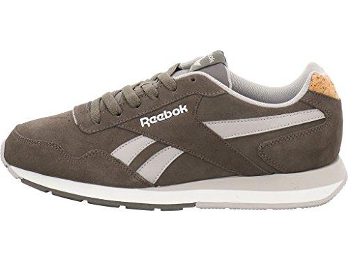 Reebok Herren Bd3412 Trail Runnins Sneakers Grau
