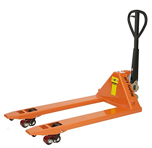 Mighty-Lift-ML77-Heavy-Duty-Higher-Capacity-Pallet-JackTruck-7700-lb-Capacity-27-x-48