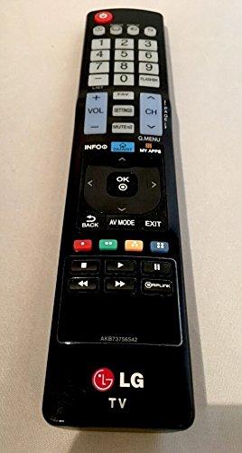 TopOne LG AKB73756542 Remote TV 60PN5700 55LN5790 55LN570...