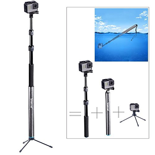 Smatree SmaPole S3 Detachable Extendable Floating Pole with