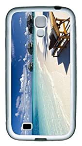 Unique design personality Full-Body Protective Case for Samsung Galaxy S4 I9500 Conrad Maldives Rangali Island Special White Case Cover for Samsung Galaxy S4 I9500 ka ka case