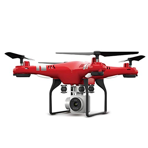 nurrat Quadcopter Drone WiFi Remote Control Real-time Transmission Airplane Model Airplane & Jet Kits