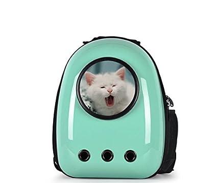 Amazon com : K&A Company Astronaut Pet Cat Dog Puppy Carrier