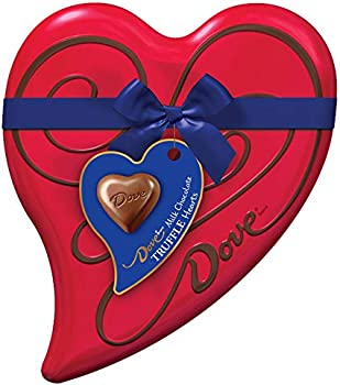 18-Piece DOVE Valentines Milk Chocolate Truffles