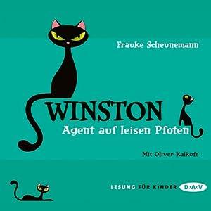 Agent auf leisen Pfoten (Winston 2) Hörbuch